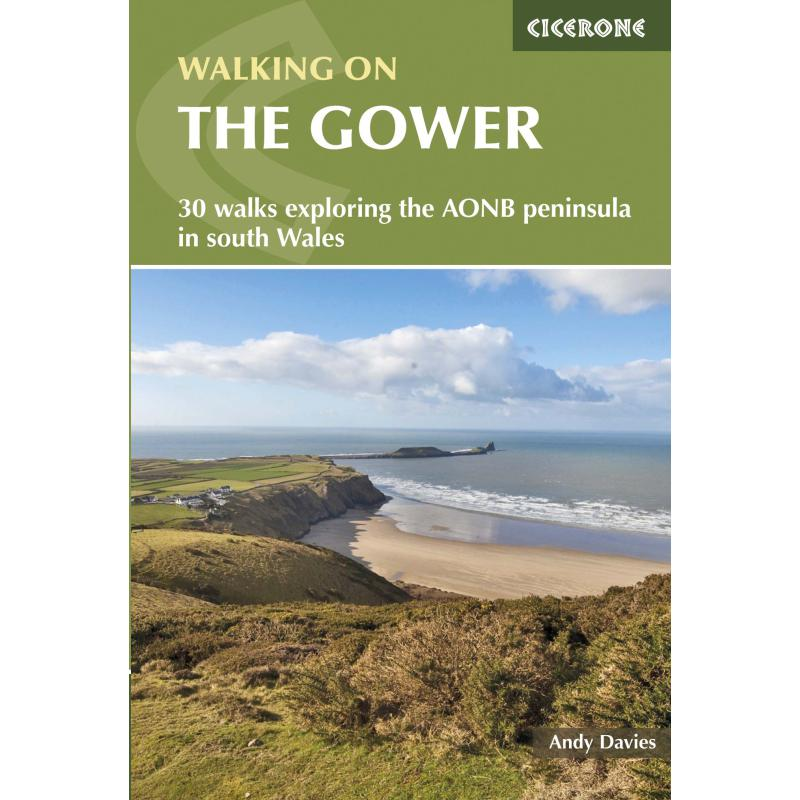 Walking On The Gower-Maps & Books-One Size-Likeys
