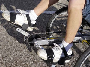 Heel Support Pedal