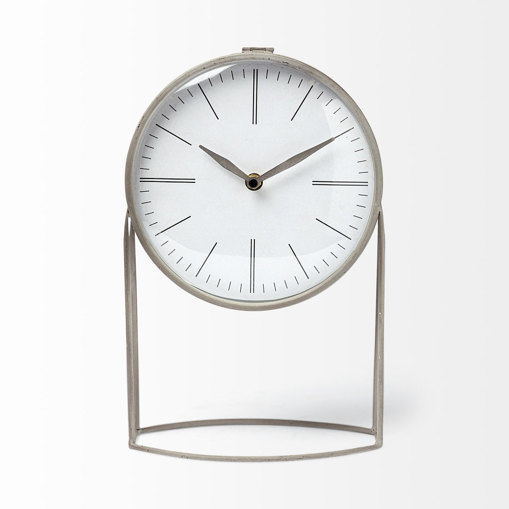 AURUS TABLE CLOCK