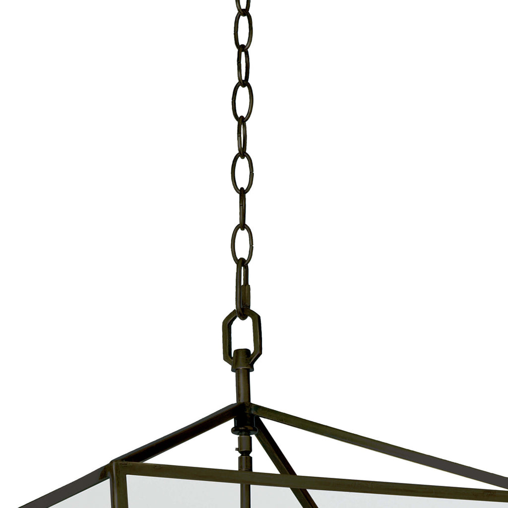 CAMDEN LANTERN (OIL RUBBED BRONZE)