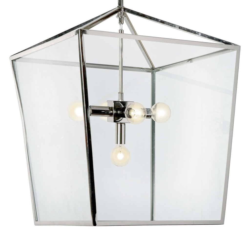 CAMDEN LANTERN (POLISHED NICKEL)