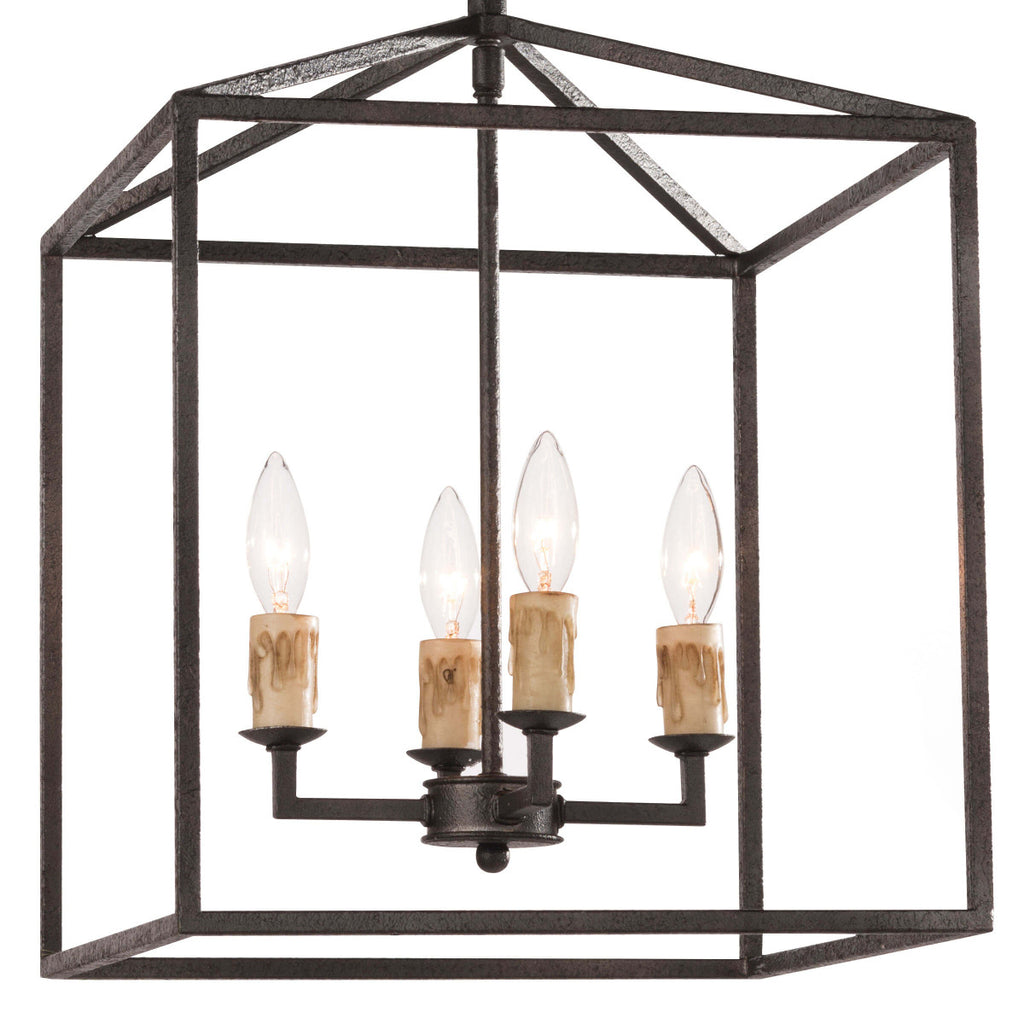 CAPE LANTERN SMALL (BLACK IRON)