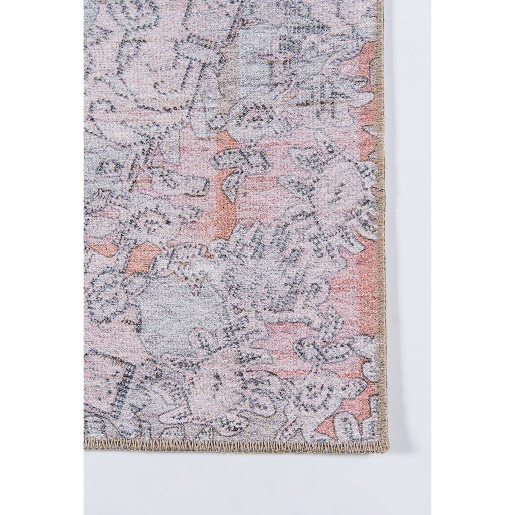 LIGHT PINK AFSHAR RUG