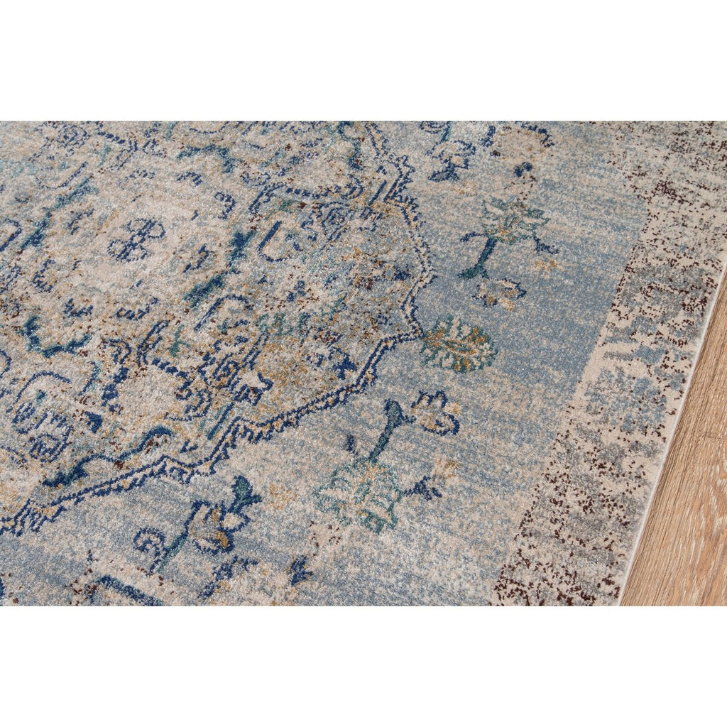 LIGHT BLUE AMELIA RUG