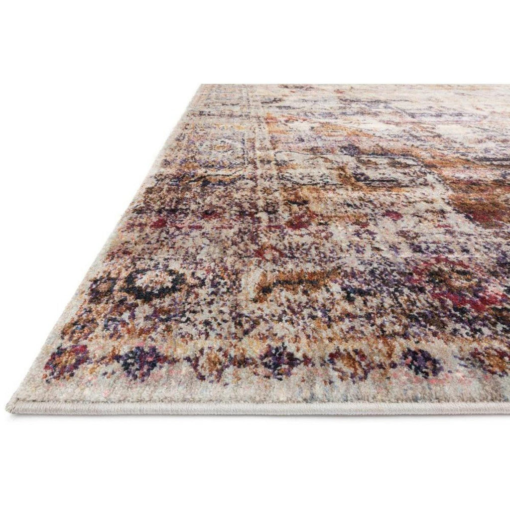 SLATE AND MULTICOLOR ANASTASIA RUG