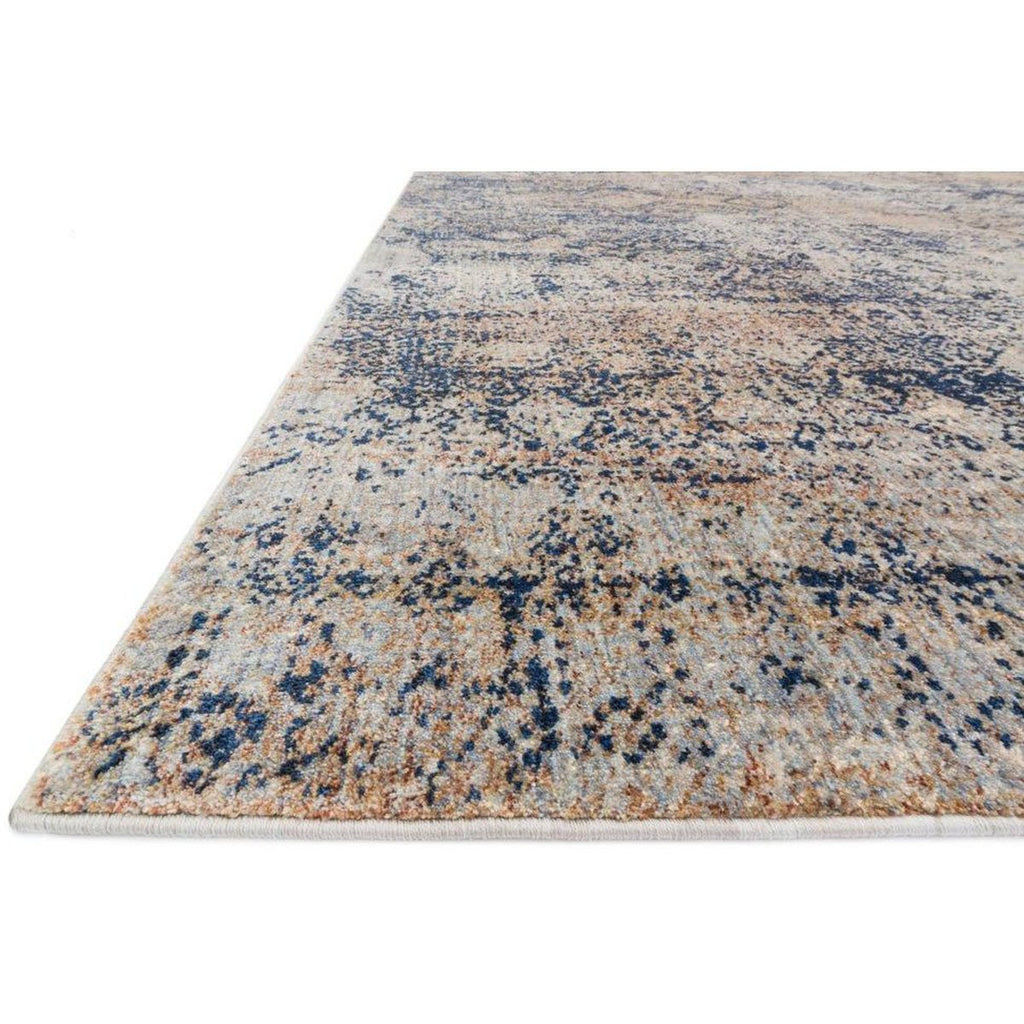 MIST AND BLUE ANASTASIA RUG