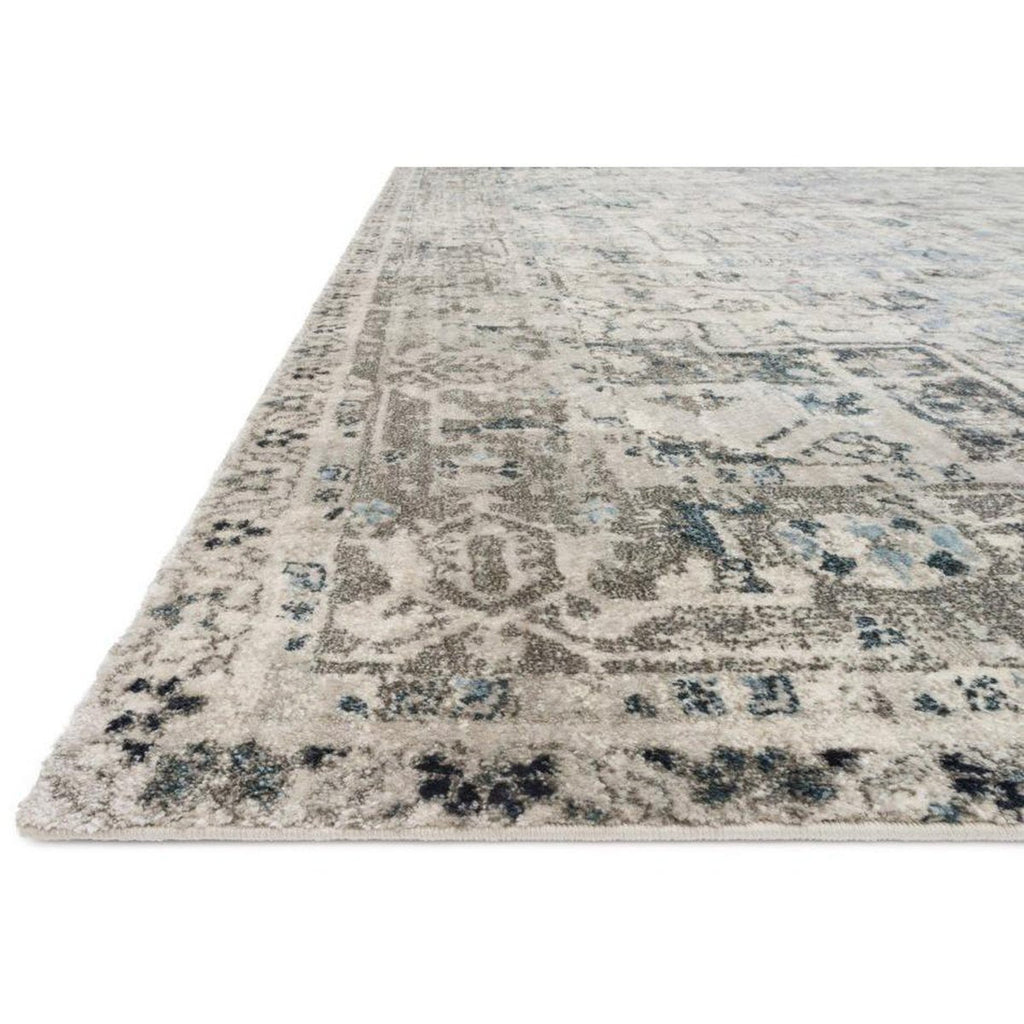 BLUE AND SLATE ANASTASIA RUG