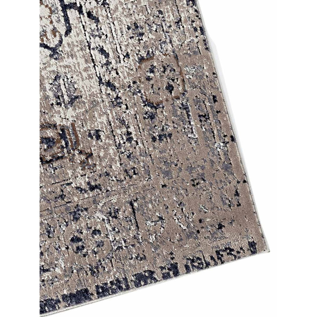 STEEL GRAY BELMONT RUG