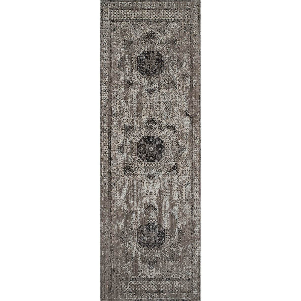 LIGHT GRAY CAMBRIDGE RUG