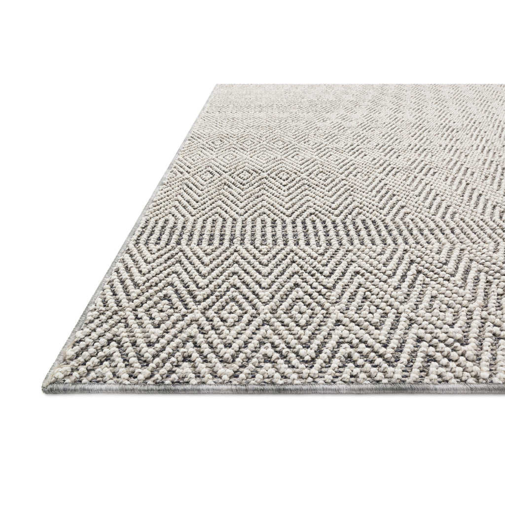 GREY/ BONE COLE RUG