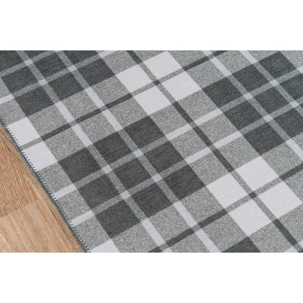 CHARCOAL WINDSOR DISTRICT RUG