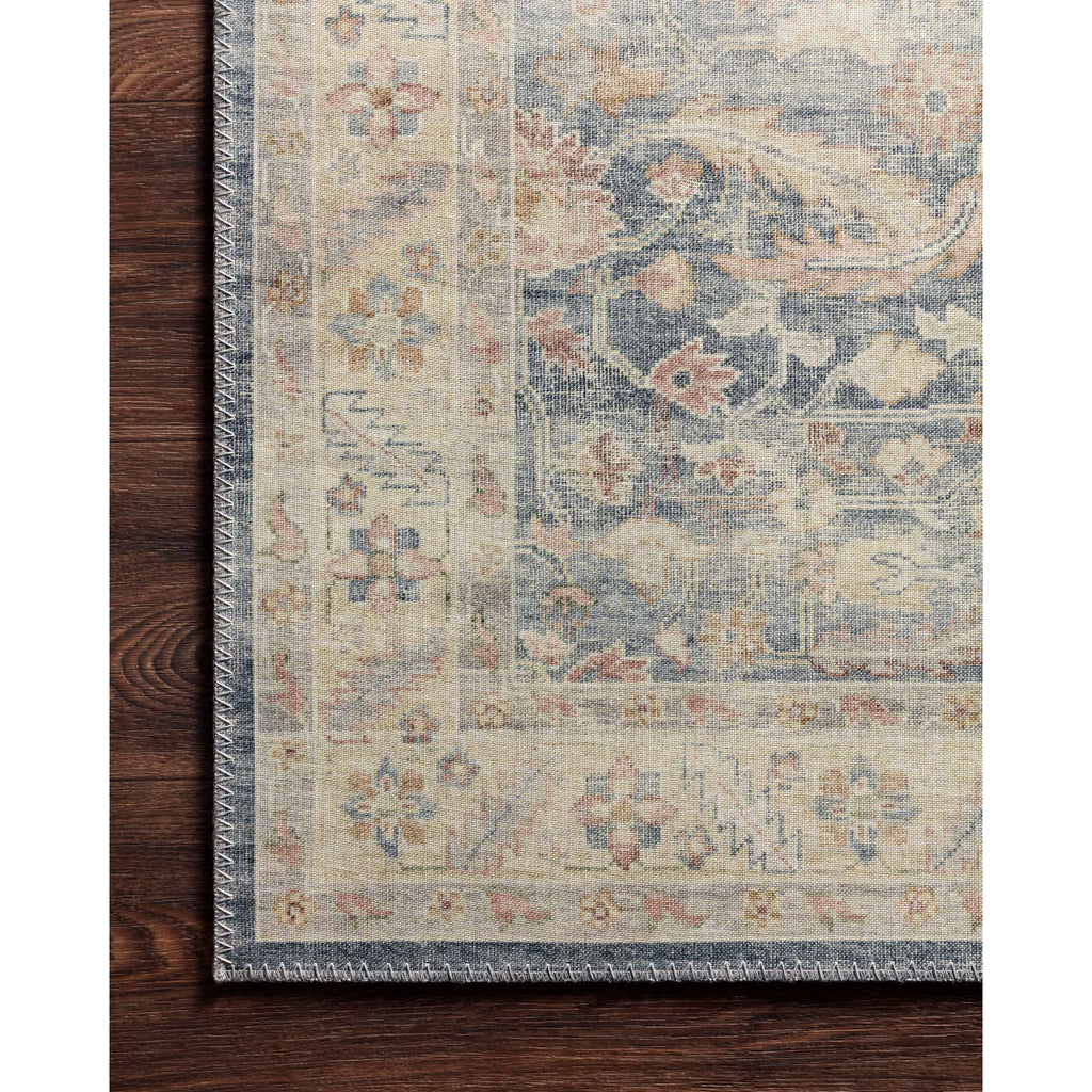 denim and multicolor hathaway rug