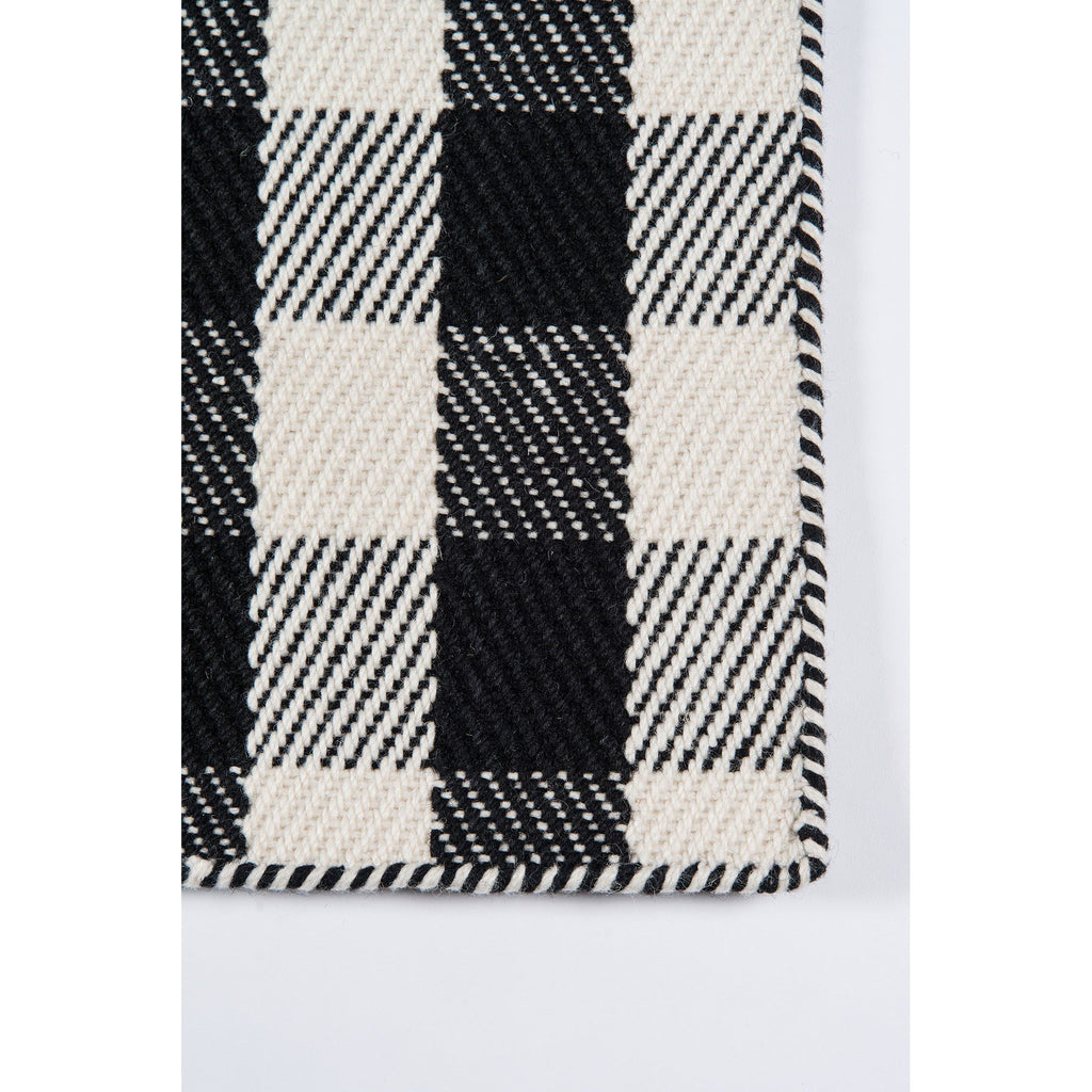 BLACK HIGHLAND FLING RUG