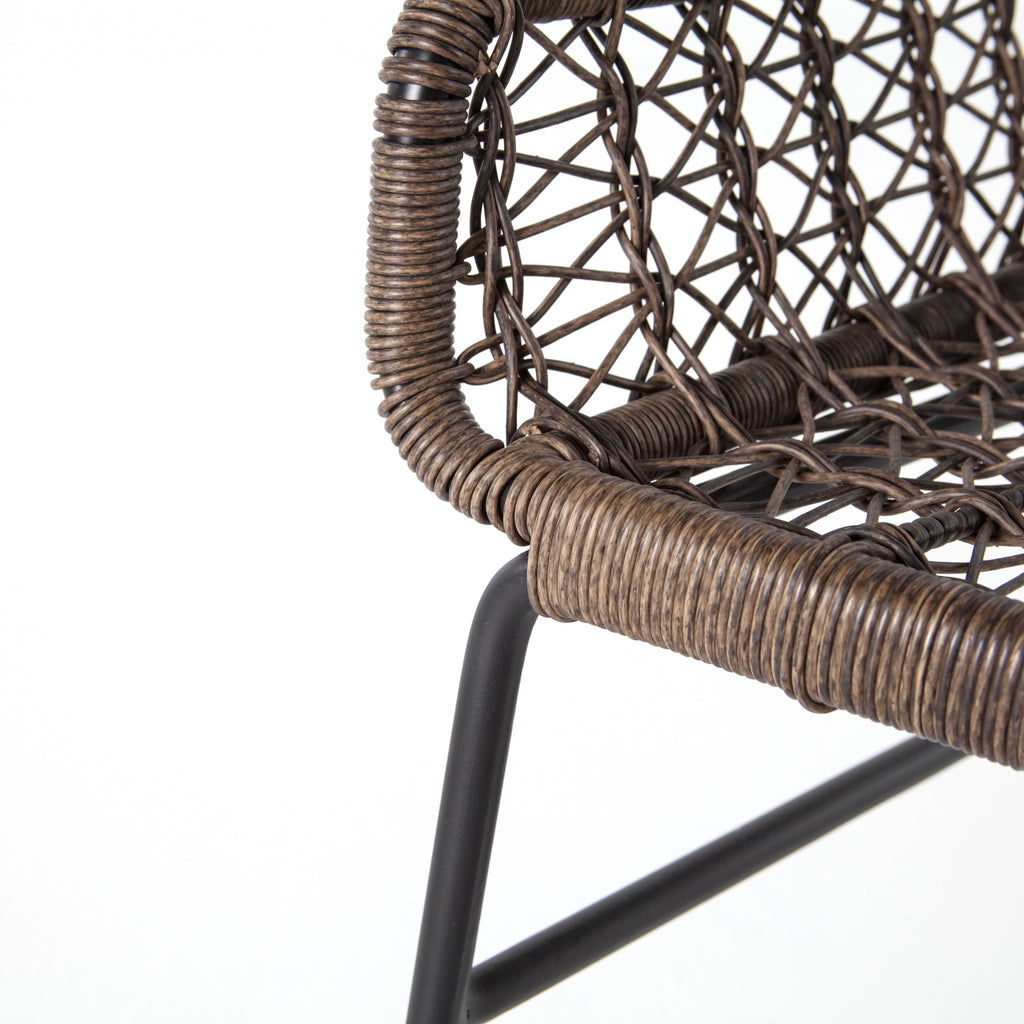 BANDERA OUTDOOR WOVEN DINING CHAIR