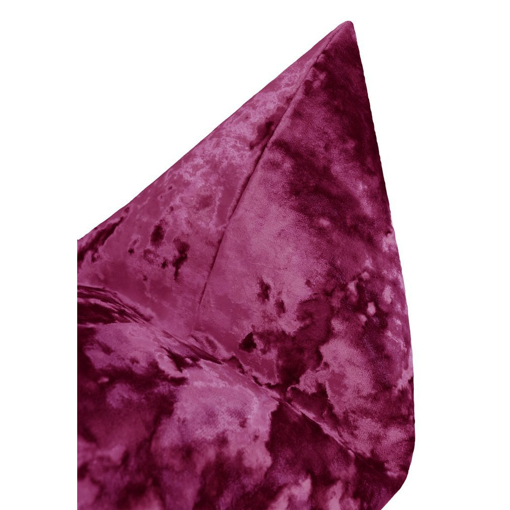 LAVISH VELVET MAGENTA PILLOW