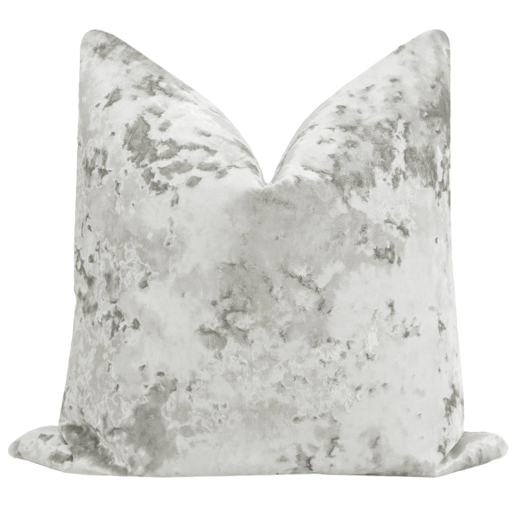 LAVISH VELVET PLATINUM PILLOW