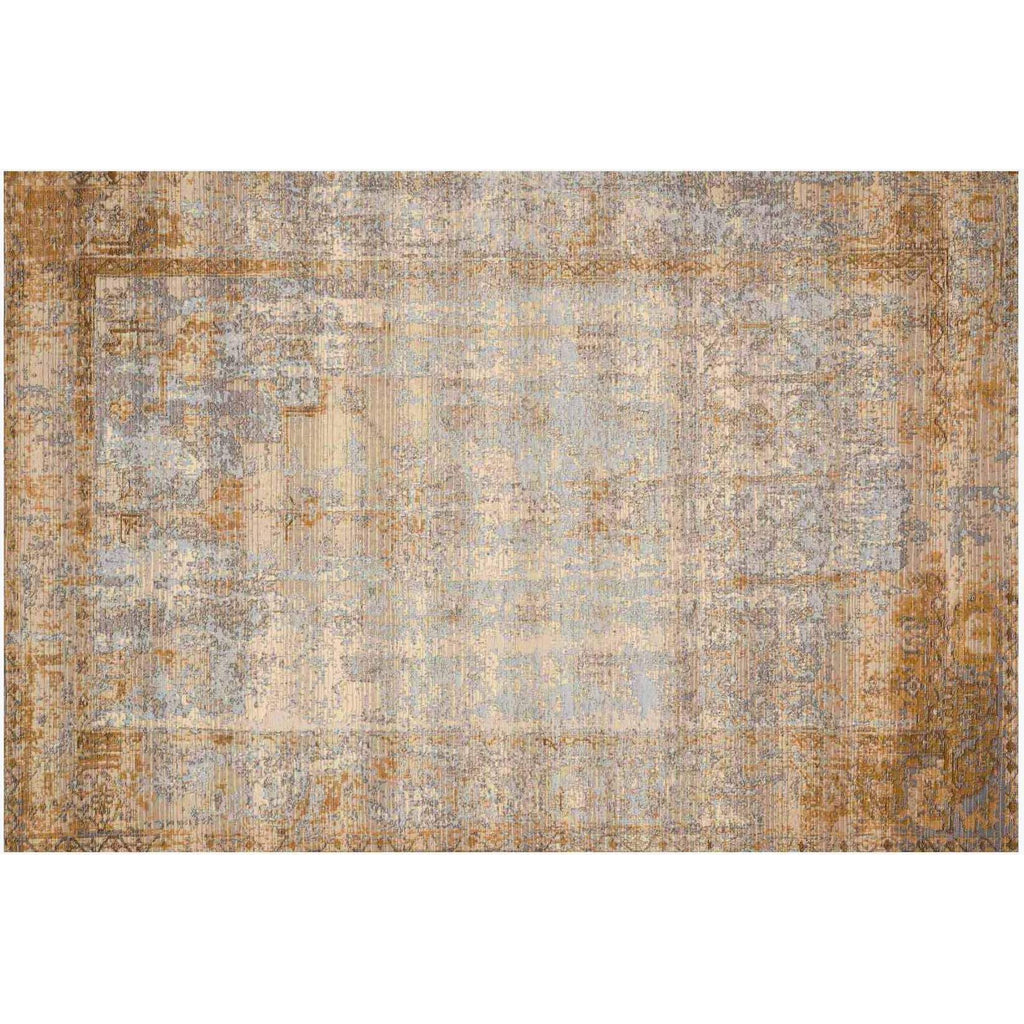 ANT. IVORY/ COPPER MIKA RUG