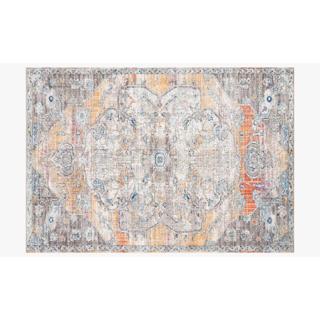 Natural/ Sunrise Dante Rug