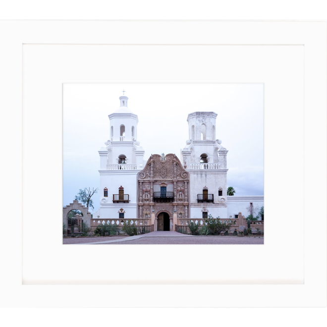 historic mission print by cc and mike the shop