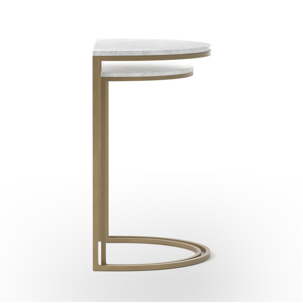 SLIM NESTING TABLES