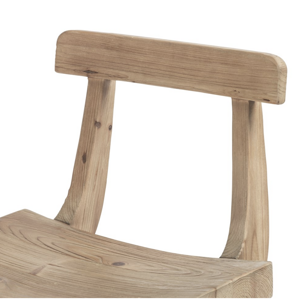 CASSELL BAR & COUNTER STOOL - NATURAL