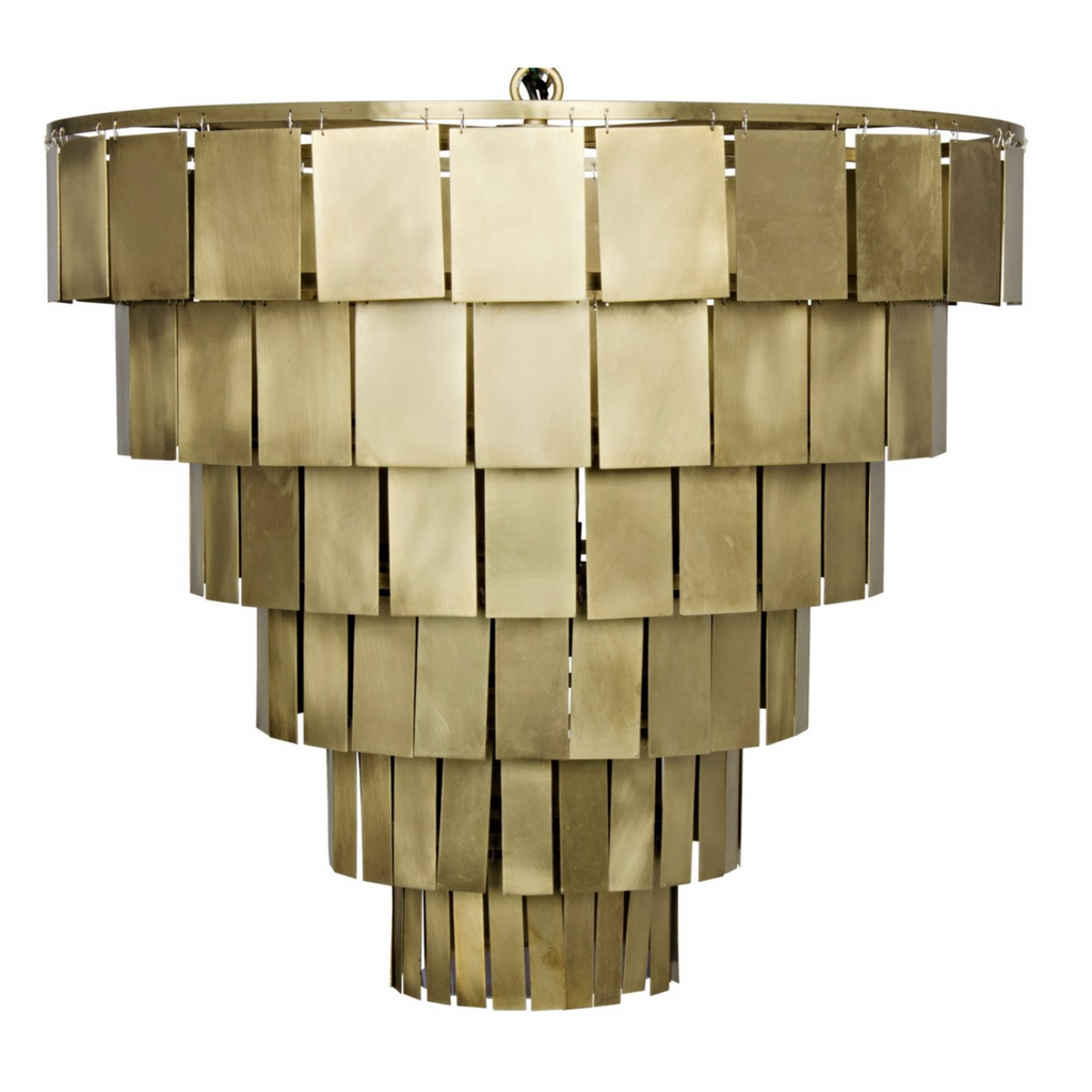 SHIELD CHANDELIER