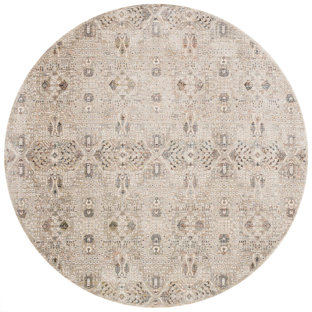 GRANITE/ IVORY THEIA RUG