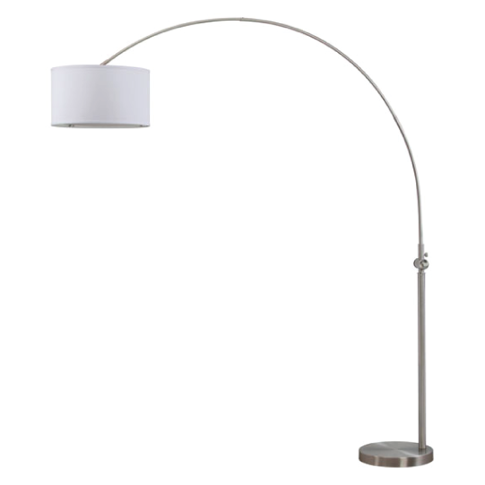 ascella arc floor lamp