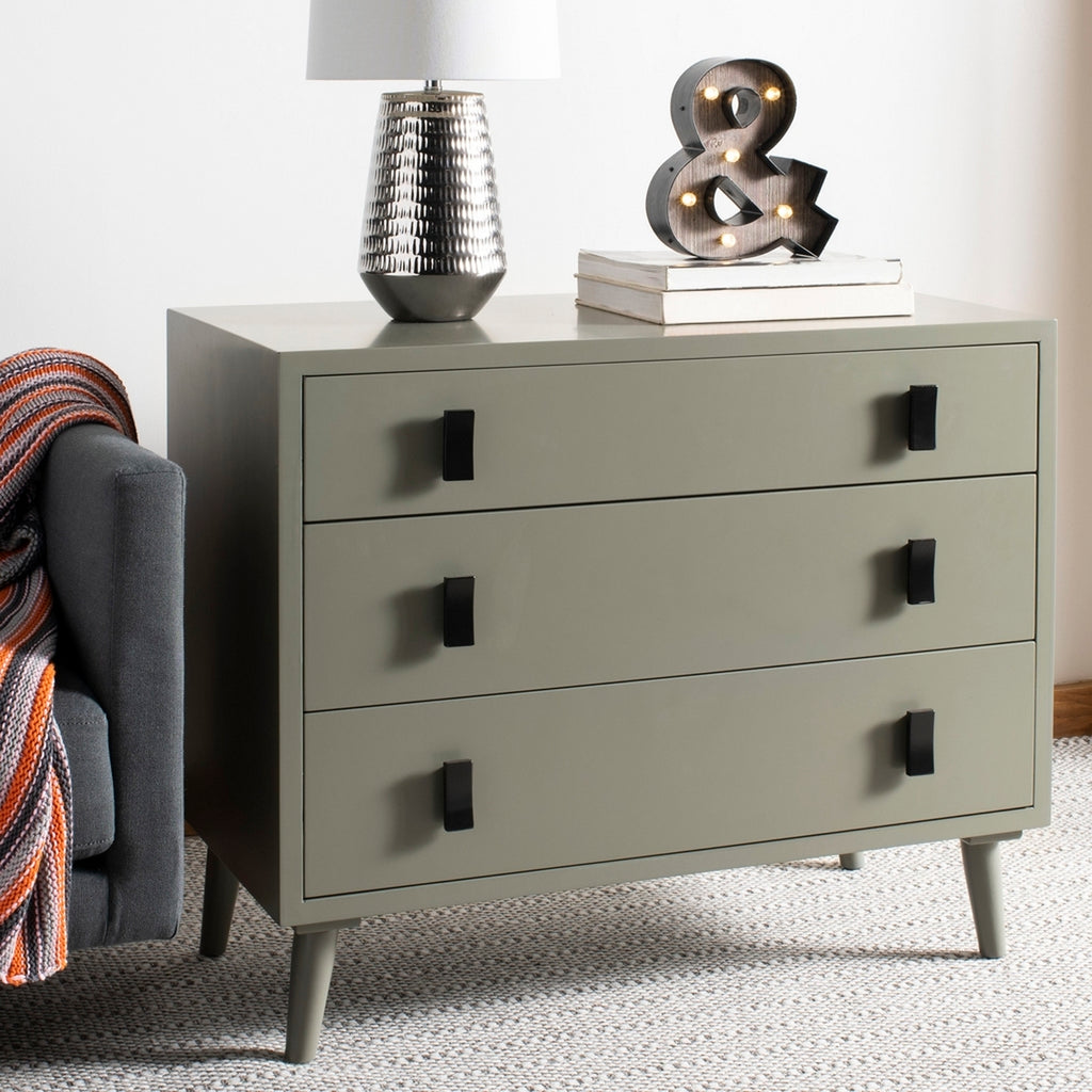 CONTEMPORARY3-DRAWER CHEST