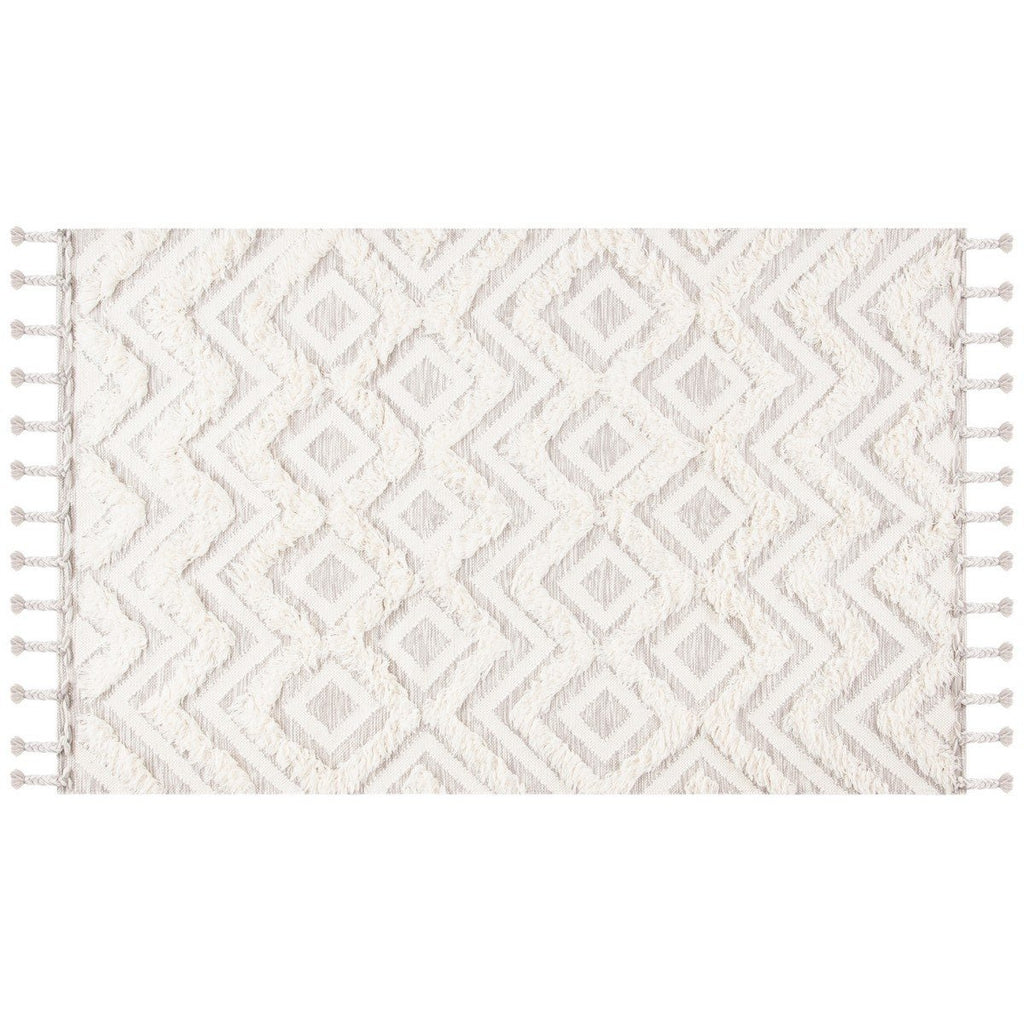 IVORY/ GREY EASTON RUG
