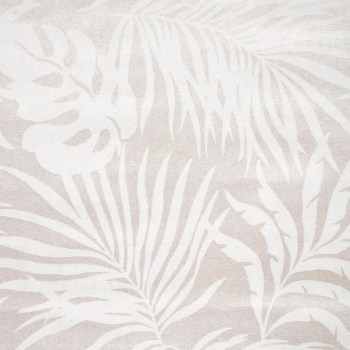 paradise palm II white/pearl wallpaper
