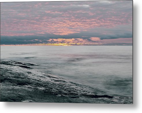 Artist Point Sunrise - Metal Print