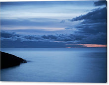 Load image into Gallery viewer, Blue Hour - Canvas Print