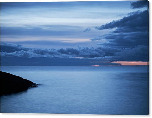 Blue Hour - Canvas Print