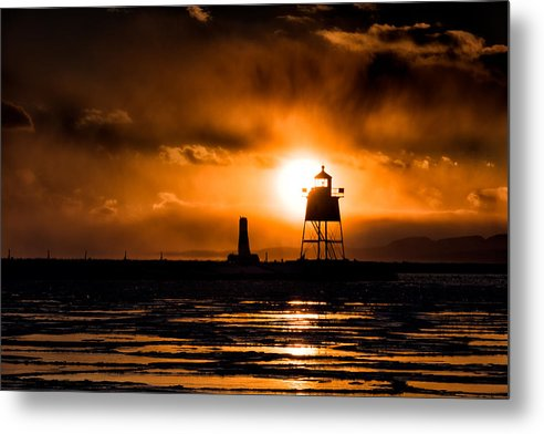 Lighthouse - Metal Print