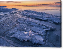 Load image into Gallery viewer, Ice Formations  - Canvas Print