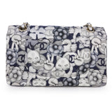 CHANEL Cat Emoticon Medium Classic Double Flap Bag - Dearluxe.com