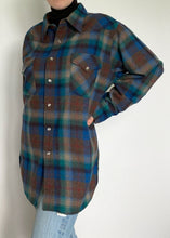 Pendleton Flannel Button-Up Shirt