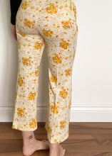 1970's Hand Made Cropped Flares