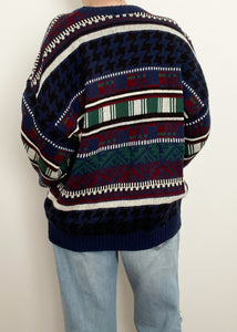 1980's Moore's Knit Pullover