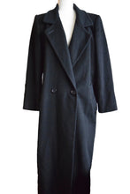 London Fog Full-Length Wool Coat