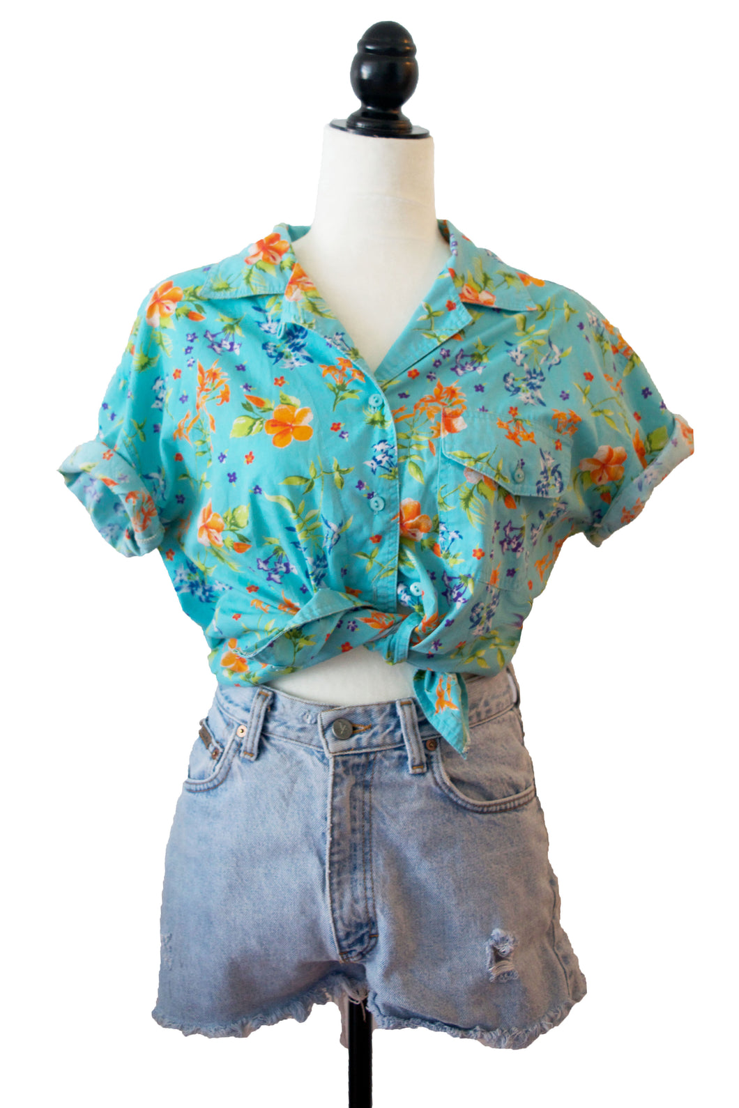 Vintage Hawaiin Shirt