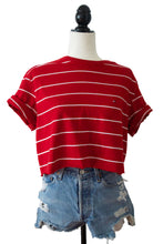 Cropped Tommy Hilfiger T-Shirt