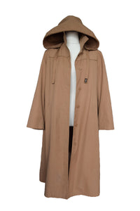 Hooded London Fog Trench