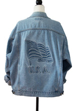 """USA"" Denim Jacket"