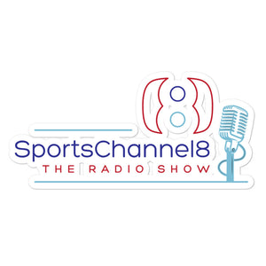 SportsChannel8: The Sticker