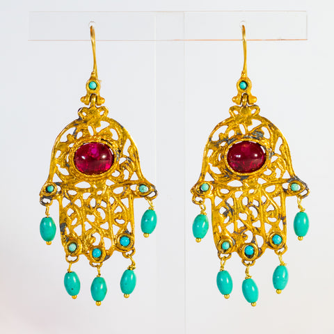 Fatimah Earrings