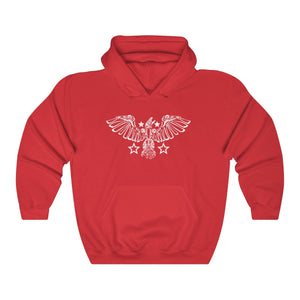 UWS Unisex Heavy Blend Hooded Sweatshirt