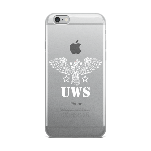 UWS iPhone Case (iPhone 6 Plus/6s Plus, iPhone 6/6s, iPhone 7 Plus/8 Plus, iPhone 7/8, iPhone X)