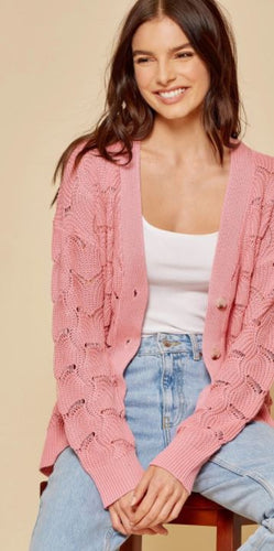 Isla Knit Cardigan